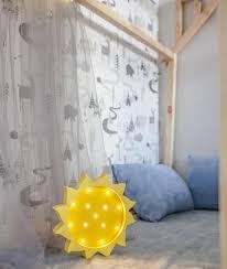 Sun Lamp Sun Light Sun Night Light Baby Room Nursery Night Etsy