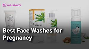 safe face washes during pregnancy
