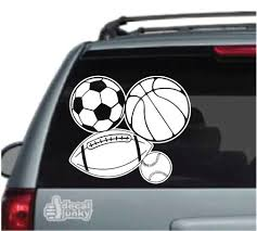 Multi Sports Car Decals Stickers Decal Junky