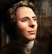 New rendition of Joseph Smith based on Death Mask   Book of Mormon Central