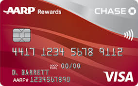 chase aarp credit card chase
