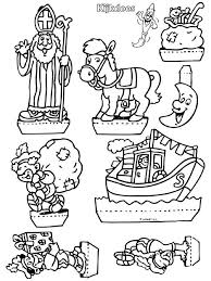 Kijkdoos Sinterklaas Knutselen Sinterklaas Diy Sinterklaas