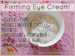 firming eye cream recipe diy eye