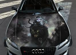 Black Panther Car Decal Zeppy Io