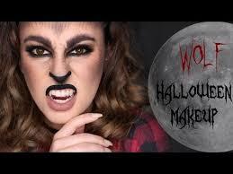 41 wolf halloween makeup tutorial