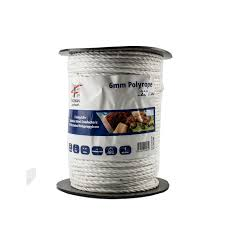 Fenceman Polyrope Electric Fence Wire 6mm Stable Field From Oakfield Country Fashion Equestrian Uk