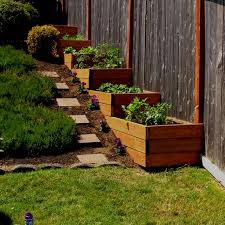 amazing ideas to plan a sloped backyard