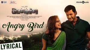 Irumbuthirai | Angry Bird Song | 4K