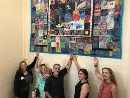 Quilt for Ivy Bell-Bazer