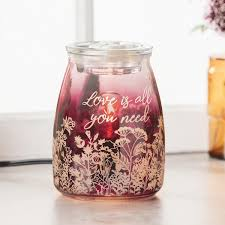 NEW! LOVE IS ALL YOU NEED SCENTSY WARMER