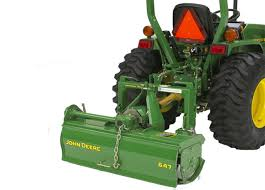 8 john deere tillers and 3 point hitch