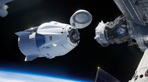 SpaceX launch two NASA astronauts ...