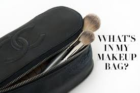 what s in my makeup bag giveaway