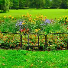 18 X7ft Garden Fence Folding Fencing Rustproof Landscape Panels Animal Barrier For Sale Online Ebay