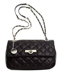 gansevoort quilted chain shoulder bag