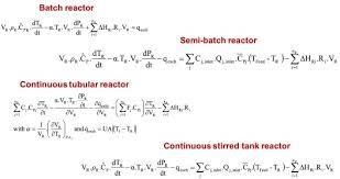 mass energy balances coupling in