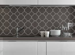 Quatrefoil Pattern Vinyl Wall Decal Sticker Shapes For Wall Decor 2pc 60x11 Inch