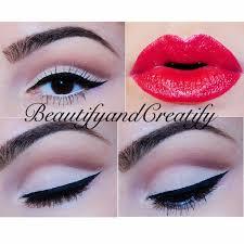 pin up eye makeup tips saubhaya makeup