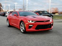 2017 chevrolet camaro ss with 1ss coupe