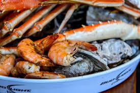Menu - JT's Seafood Shack