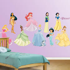 Fathead Disney Princess Wall Decal Reviews Wayfair