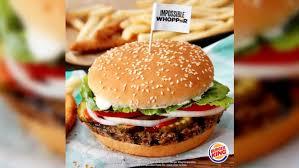 burger king introduces meatless