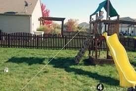 woodwpro guide to get homemade zipline