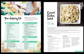 pcos t challenge meal plans