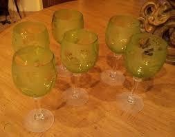 michael weems balloon wine glasses