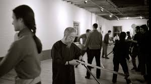 Professor' warmly chronicles Tai Chi's trip to the West - Los ...