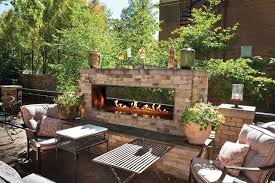 fire pits outdoor living fairfield