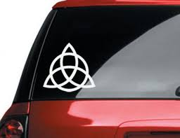 3 Pack Of Vinyl Decals Wiccan Fish Witch Wicca Decal Truck Window Sticker Home Decor Fibsol Com