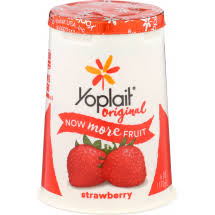 yoplait original 99 fat free