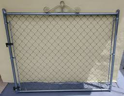 3 Ft H X 16 Ft W Modular Soft Surface Fence Panel With Gate Snpf1000 For Sale Online Ebay