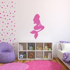 Mermaid Vinyl Decal Mermaid Decals For Walls