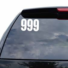 Exterior Accessories Silver 5 5 Tool Band Car Window Vinyl Decal Sticker Bumper Stickers Decals Magnets