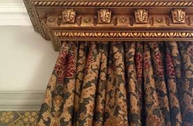 decorative curtain pelmet