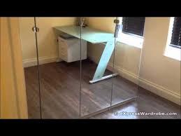 ikea pax vikedal mirror door wardrobe