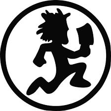 Jp Vinyl Design Icp Insane Clown Posse Riddle Box Logo Vinyl Decal 18 Black Homononoanaonoerae