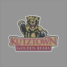 Kutztown Golden Bears College Vinyl Decal Sticker Car Window Wall Ebay