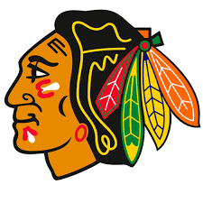 Chicago Blackhawks Fathead Giant Removable Decal