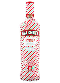 smirnoff peppermint twist is back for