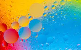 bubbles 4k hd abstract wallpaper