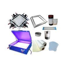 diy screen printing kit uv exposure unit