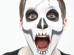 homemade non toxic white face paint recipe