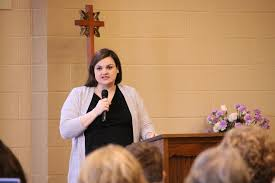 Abby Johnson shares pro-life message at St. Mary Church in Athens ...