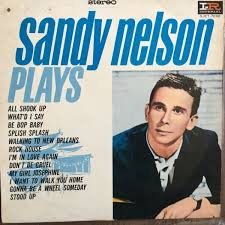Sandy Nelson / Sandy Nelson Plays - Sweet Nuthin' Records