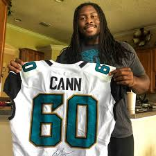 AJ Cann Autographed Jersey – Underdogs United