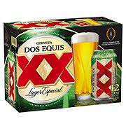 dos equis lager especial beer 12 oz