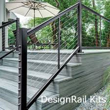 Exterior And Interior Cable Railing Cable Handrail Cable Rail Direct